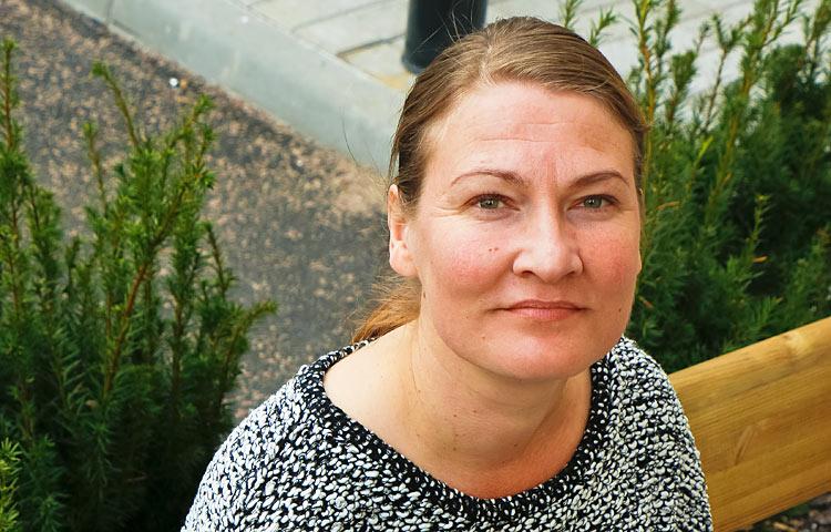 Vammaisten työpalveluiden päällikkö Minna Eronen toivoo, että Malminniityn hyväksi havaittu työllistämisen malli leviäisi mahdollisimman laajalle.