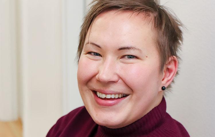 Hankkeessa jos toisessakin vuosien varrella mukana ollut Savaksen projektikoordinaattori Maarit Mykkänen on tällä kertaa perheiden asialla.