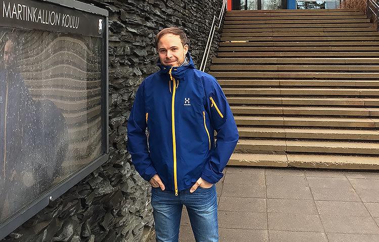 Erityisopettaja Matti Viinikan mukaan oppiminen ikätovereilta on jokaisen oikeus.