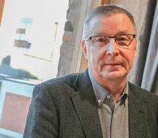 Eskoon sosiaalipalvelujen kuntayhtymän johtaja Jouni Nummi.