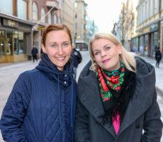 Laura Päiväpuro ja Eveliina Ikonen kannustavat työvalmentajia ottamaan entistä enemmän yhteyttä suoraan työnantajiin.