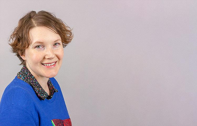 Suunnittelija Sanna Tuisku-Lehto haluaa, että kaikki lapset ja nuoret tulisivat enemmän kuulluiksi omaan elämäänsä liittyvissä asioissa.