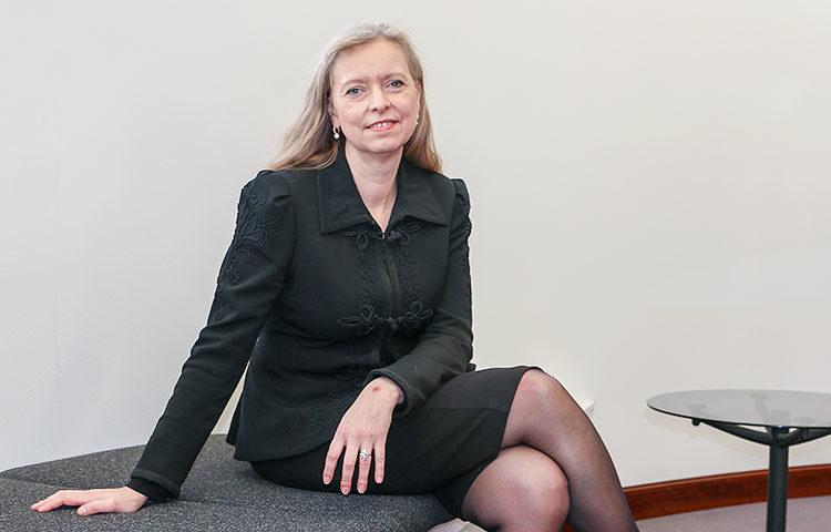 Neuropsykologi ja FASD-osaamiskeskuksen johtaja Gro Lohaugen osallistui Kehitysvammaliiton Helsingissä järjestämään kaksipäiväiseen FASD-seminaariin lokakuussa.